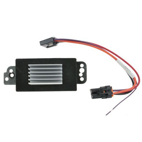 Heater A/C & Blower Control Module