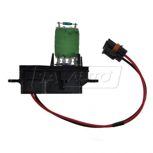 Blower Motor Resistor (AC Delco 15-80550)