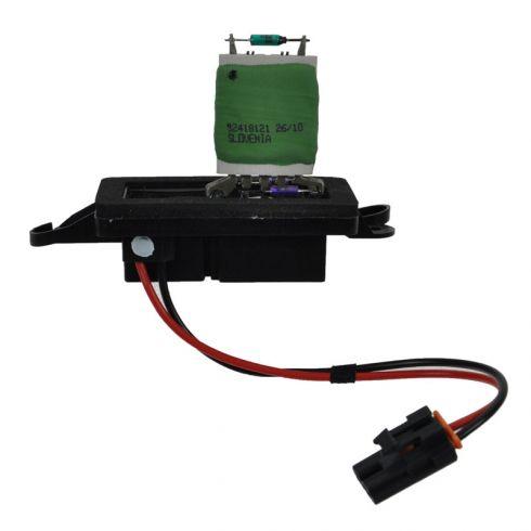 Blower Motor Resistor (AC Delco 15-81086)