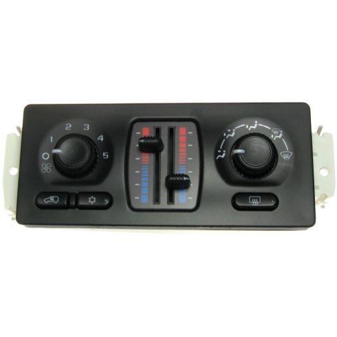 AC Delco 15-72958 Heater & A/C Control w/Rear Defogger
