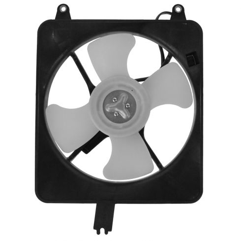 90-93 Accord AC Cond Fan Assy