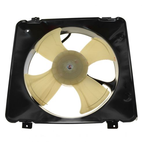 99-00 Civic AC Cond Cooling Fan Assy