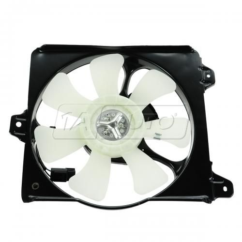 95-98 Toyota Tercel AC Condenser Cooling Fan Assy