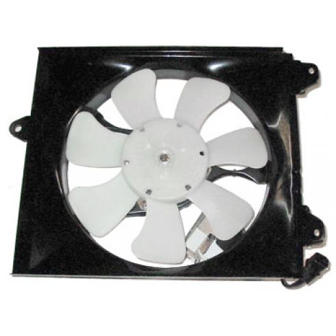 90-94 Mb Eclipse Cond Fan Assy