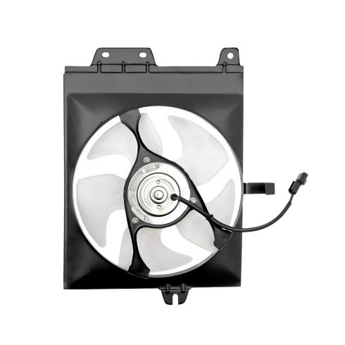 93-96 Mb Mirage Cond Fan Assy