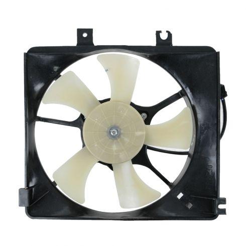 Mz 626 4Cyl W/Ac Cond Fan Assy