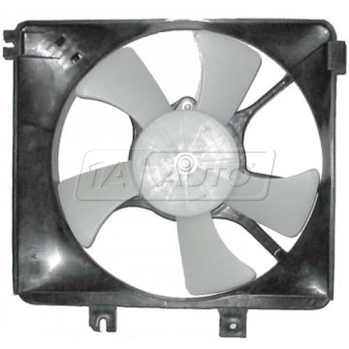 93-97 Mz 626/Mx-6 4Cyl Cond Fan Assy
