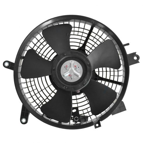 1995-01 Suzuki Swift Geo Metro Condenser Fan