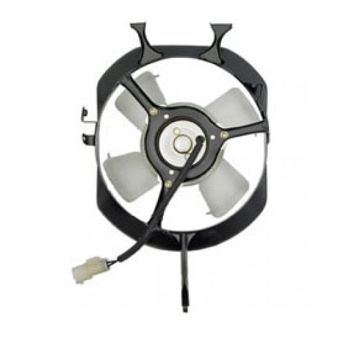 CRX Condenser Fan