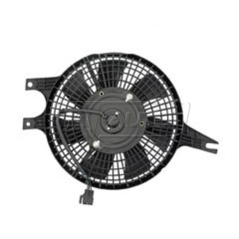 MX-6 MT Condenser Fan