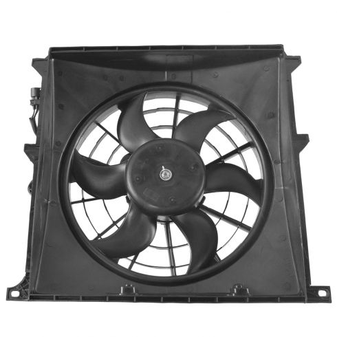 A/C Condenser Fan Assembly (6 Blade)