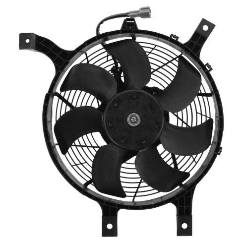 2001-04 Nissan Frontier; 2001 Xterra 3.3L Condenser Fan Assembly
