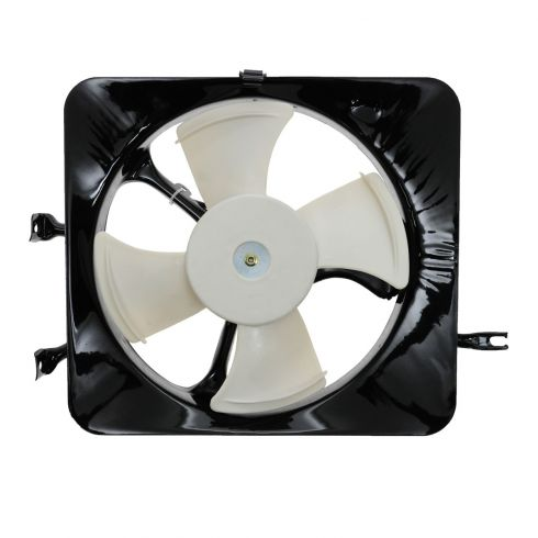 1997 98 honda cr v a c condenser cooling fan assembly for Condenser fan motor replacement cost