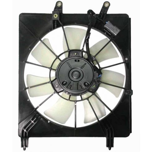 04-06 Acura TSX A/C Cooling Fan Passenger Side
