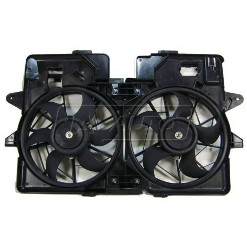 01-04 Ford Escape A/C Cooling Fan for AT 2.0L