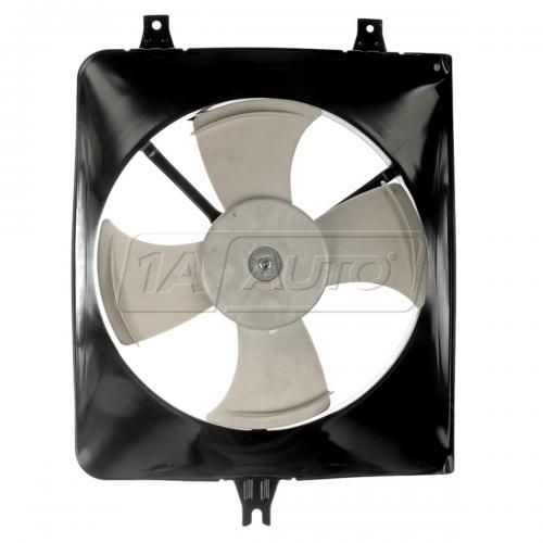 95-97 Honda Accord V6 2.7L A/C Cooling Fan Assembly