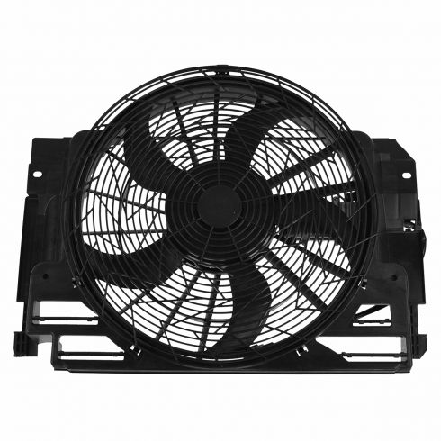 A/C Condenser Cooling Fan