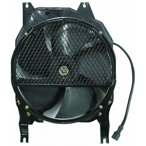 01-02 Isuzu Trooper A/C Condenser Fan Assy