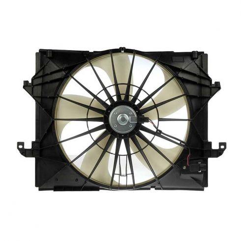 09-11 Dodge Ram 1500 PU A/C Condenser Cooling Fan Assy