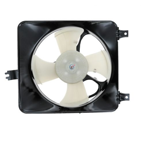 97-01 Honda Prelude A/C Condenser Cooling Fan Assembly