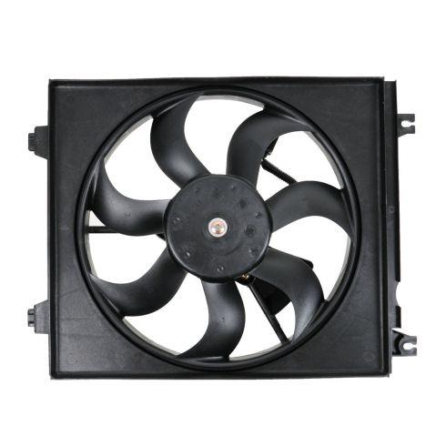 A/C Condenser Fan