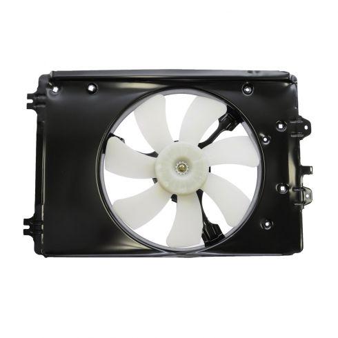 09-12 Honda Pilot w/2WD AC Condenser Cooling Fan