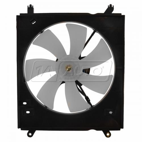 00-01 Toyota Camry, Solora w/2.2L AC Condenser Cooling Fan Assy