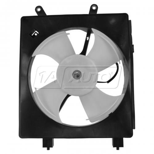 01-03 Hn Civic Cond Fan Assy w/o Heat Shield
