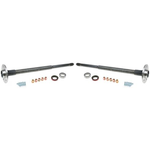 "1998-05 GM Mid Size SUV; 98-03 Mid Size PU w/8-1/2"" RG w/opt ZR2 Rear Axle Shaft PAIR"