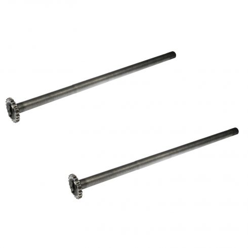 92-01 C/K 3500, G30 Van; 90-93 P30 Van w/ 11.5 RG ( w/o Wide Track) Rear Axle Shaft PAIR