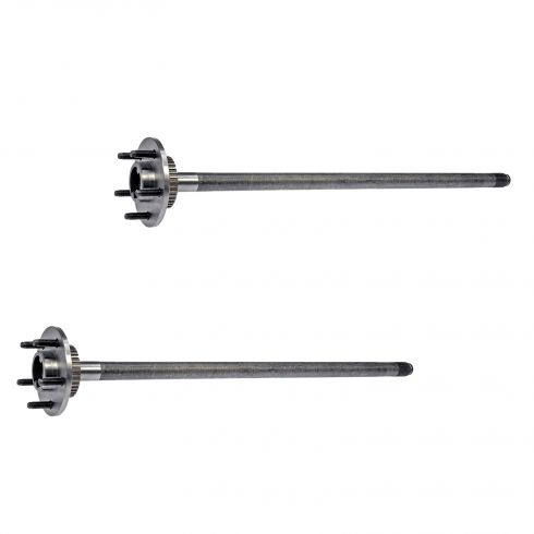 05-11 Crown Victoria, Grand Marquis, Towncar (exc Limo) 31 Spline Rear Axle Shaft w/Studs PAIR
