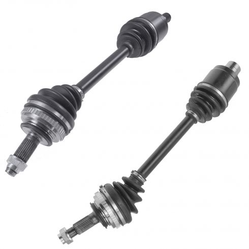 90-01 Integra; 99-00 Civic SI Cpe; 93-97 Del Sol 1.6L VTEC Outer Axle Shaft PAIR
