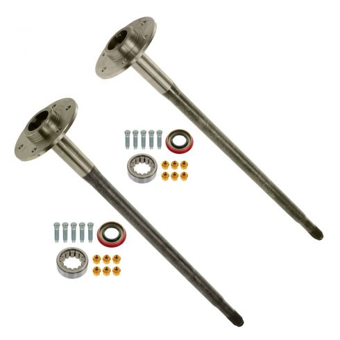 02-09 Bravada, Envoy, Rainier, Trailblazer Rear Axle Shaft PAIR