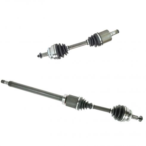 01-08 Volvo Multifit Front CV Axle Shaft PAIR