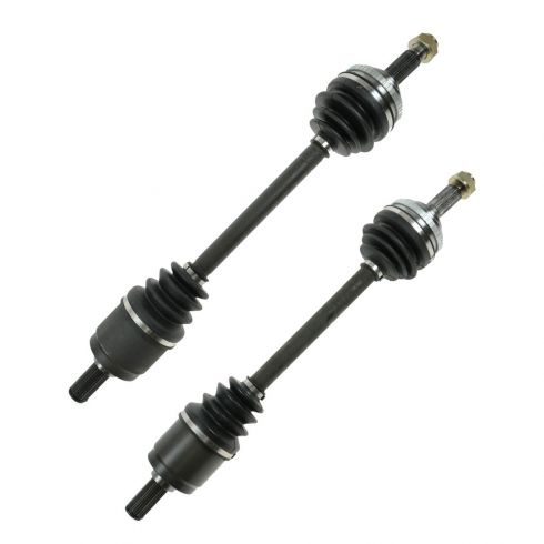 CV Axle Shaft FRONT PAIR (A1 Cardone Select)