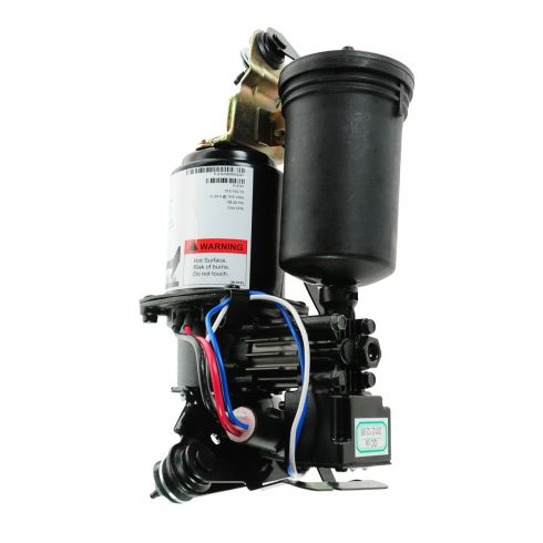 98-02 Lincoln Towncar Air Ride Suspension Compressor w/Dryer