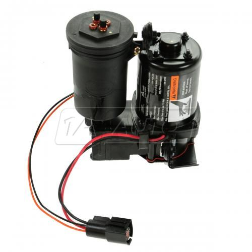 97-06 Ford Expedition; 98-06 Lincoln Navigator Air Ride Suspension Compressor w/Dryer