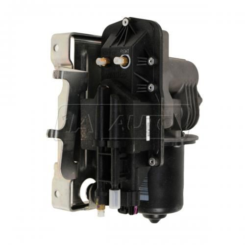 02-09 GM Mid Size SUV Multifit; 05-09 Saab 9-7X Air Ride Suspension Compressor w/Dryer