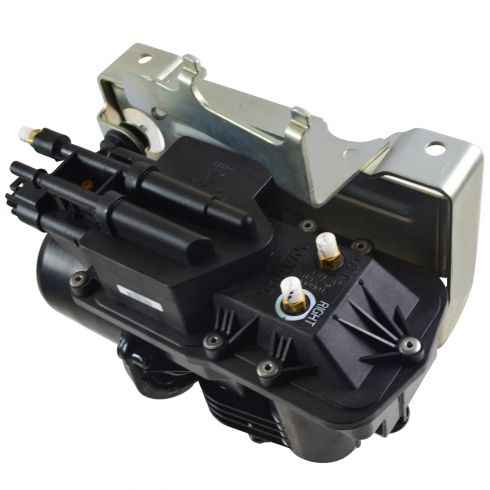 02-09 GM Mid Size SUV Multifit; 05-09 Sab 9-7X REMANUFACTURED Air Ride Suspension Compressor w/Dryer