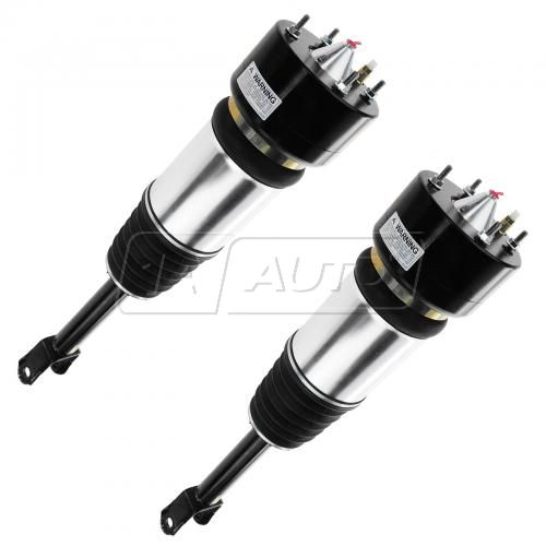 04-09 Jaguar XJ8; 04-10 XJR; 10 XJ Front Air Shock Absorber PAIR (Arnott)