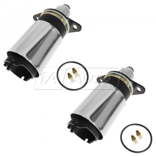 01-05 Audi Allroad Quattro Generation II REAR Suspension Air Spring Pair
