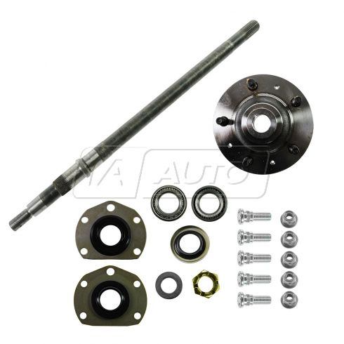 76-83 Jeep CJ5/7 Scrambler Rear Axle Shaft LH