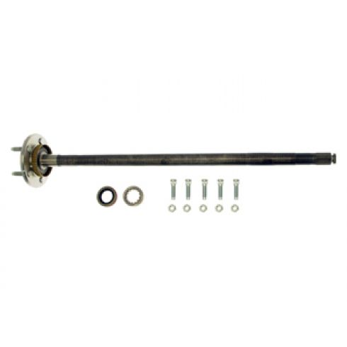 1991-97 Ford Lincoln Merc RWD Car w/o ABS Axle Shaft LR = RR