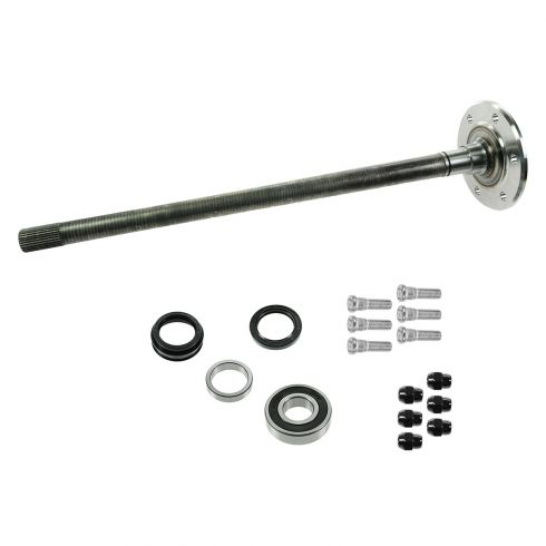 86-89 Toyota 4Runner; 86-88 Toyota Pickup w/4WD Rear Axle Shaft w/Bearing Kit LR = RR