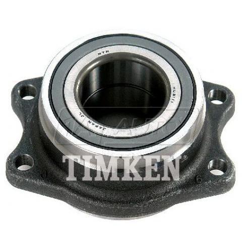 95-98 Talon; 95-99 Eclipse; 03-06 Lancer w/AWD Rear Wheel Bearing Module LR = RR (Timken)
