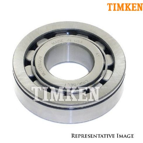 85-02 Astro, Safari Van; 99-01 Blazer, Jimmy Rear Axle Shaft Bearing LR = RR (Timken)