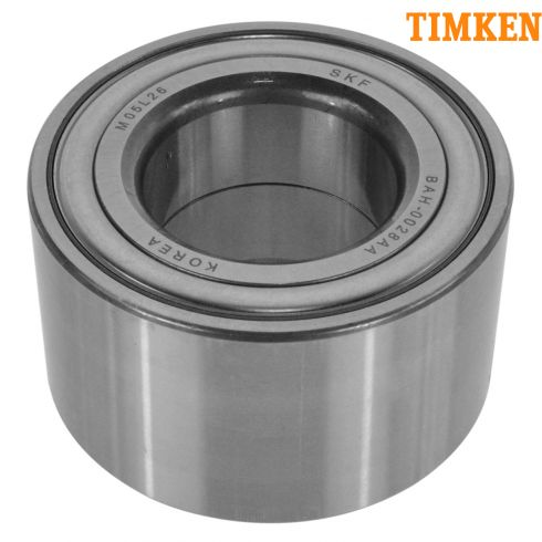 89-10 Ford Jaguar Kia Lincoln Mazda Mercury Multifit Front Hub Wheel Bearing LF = RF (Timken)