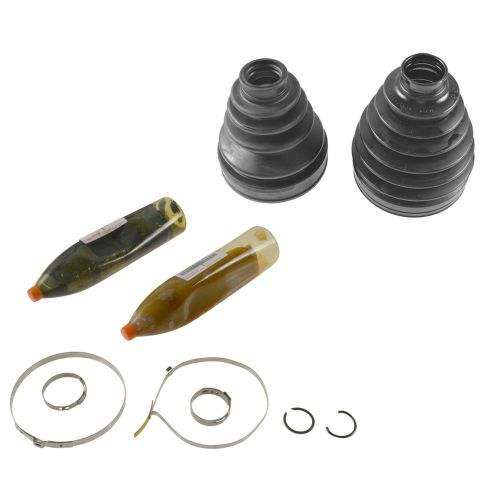 03-09 Lexus GX470, Toyota 4Runner; 07-09 FJ Cruiser Front CV Axle Boot Repair Kit LF = RF (Toyota)