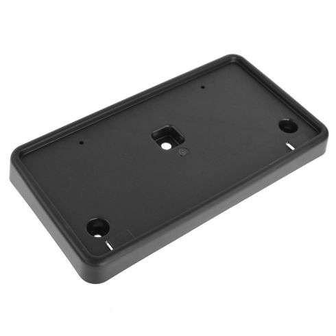 04-10 Jeep Grand Cherokee; 06-10 Jeep Commander Front License Plate Bracket (w/o Mtg Hardware)