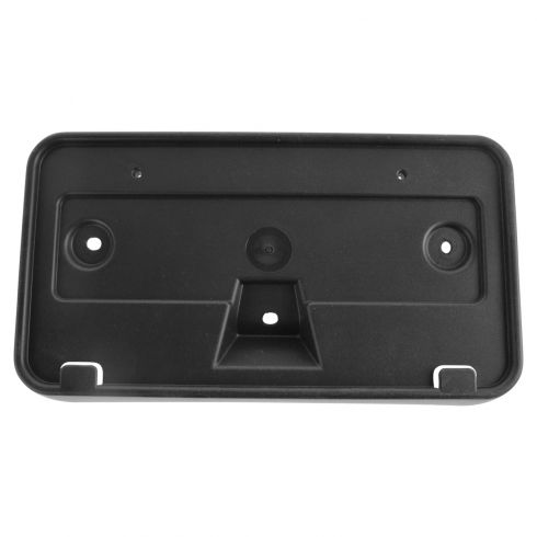 06-10 Ford Explorer; 07-10 Explorer Sport Trac Front Bumper Mounted License Plate Bracket (Ford)